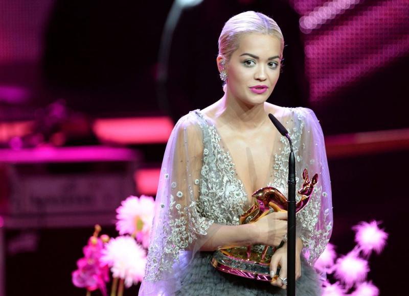 Rita Ora opgelicht door accountant