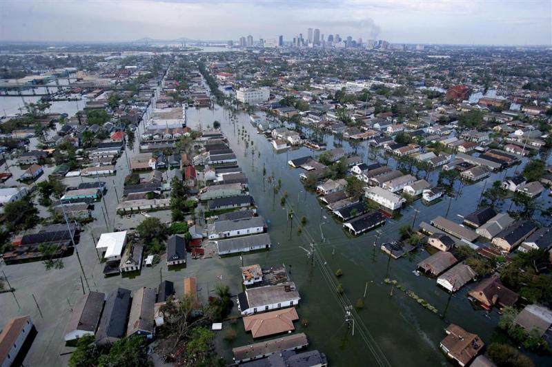 New Orleans moet 13 miljoen betalen na Katrina