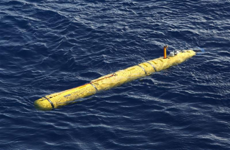 China geeft Amerikanen duikdrone terug