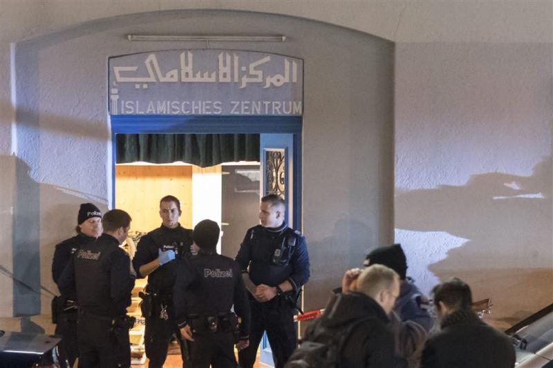 Schutter moskee Zürich dood teruggevonden