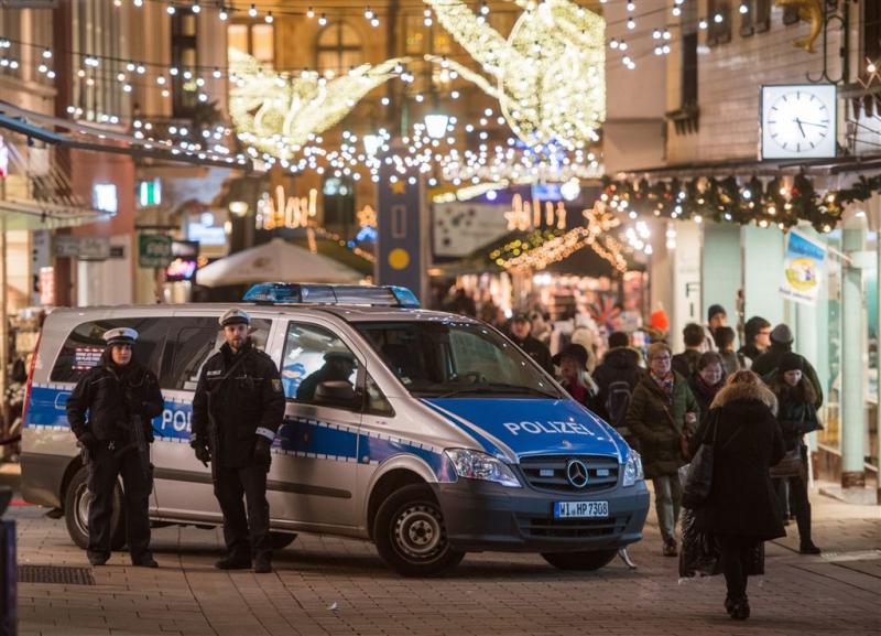 Duitse politie naarstig op zoek naar dader(s)