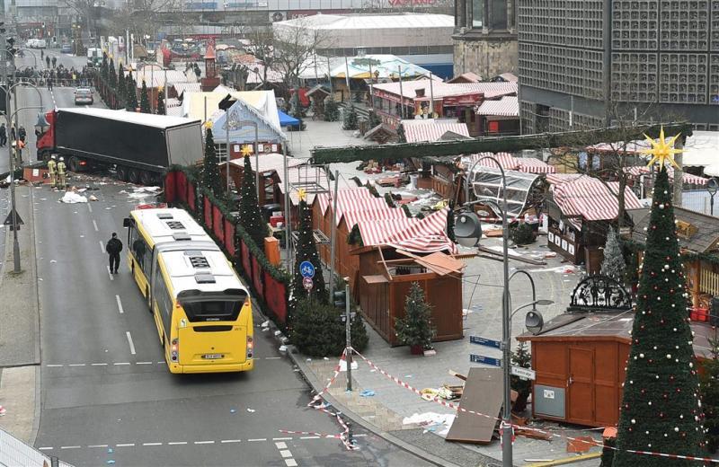 Nog 25 gewonden Berlijn in ziekenhuis
