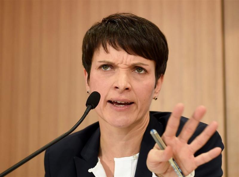 AfD: Duitsland niet meer veilig