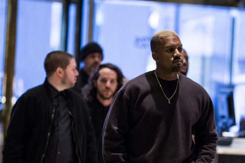 'Kanye West schrapt Europese tournee'