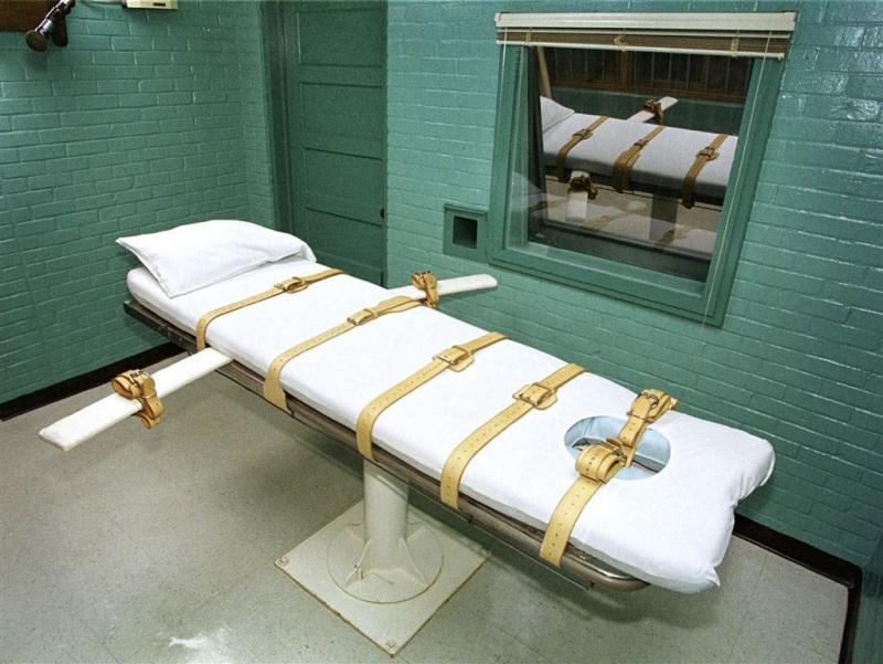 Doodstraf op retour in VS