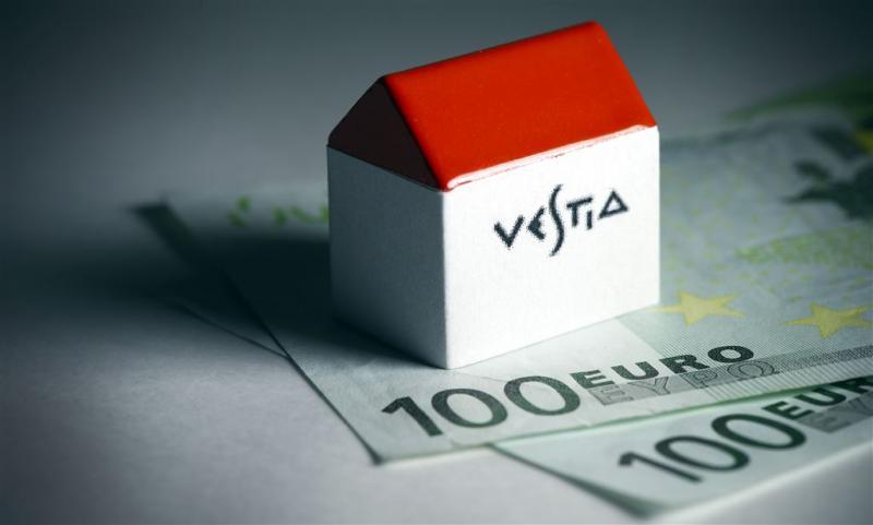 Vestia claimt 800 miljoen bij Deutsche Bank