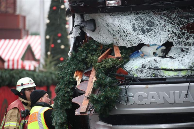 Poolse chauffeur leefde bij aanslag Berlijn