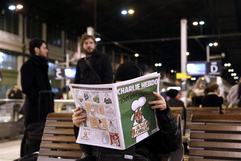 'Charlie Hebdo' opent met aanslag Berlijn