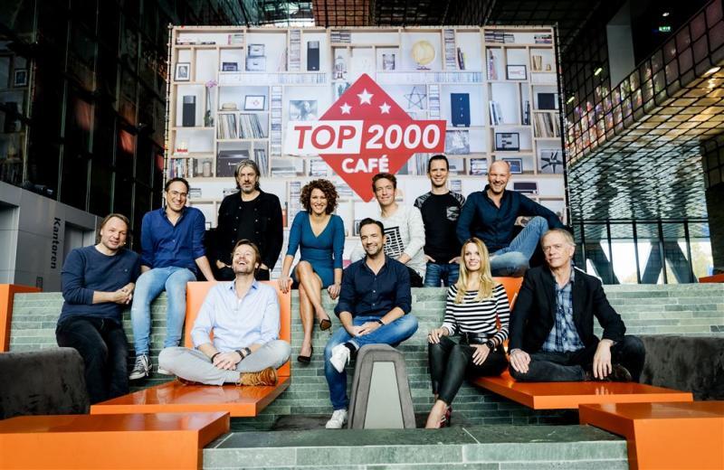 Top 2000 maakt kans op Gouden RadioRing