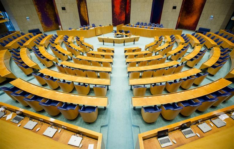 Kamer: toom buitenlandse sponsors partijen in