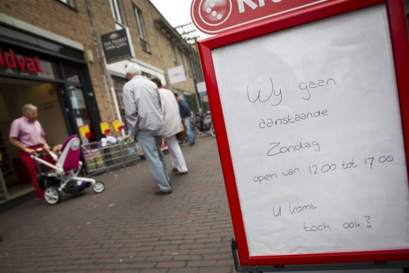CU-SGP uit coalitie Woerden om koopzondagen