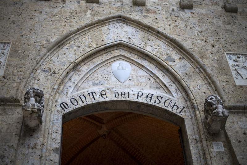 'Monte dei Paschi haalt kapitaaldoel niet'