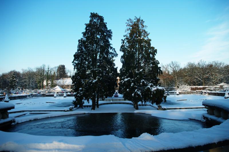 Sneeuw op 25 december 2010 (Foto: qltel)