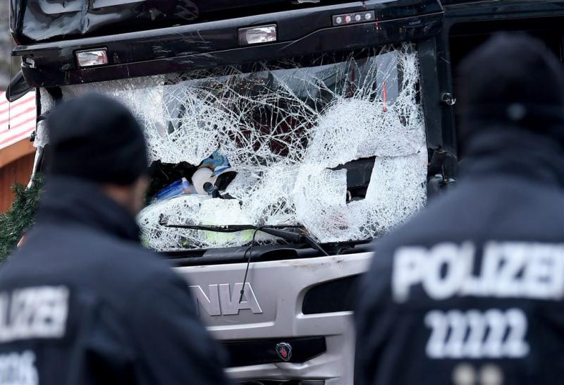'Vingerafdrukken Tunesiër op truck gevonden'