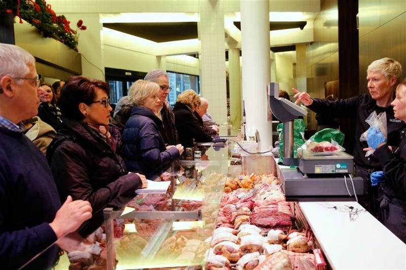 Kerkdienst tegen vlees op kerstmenu