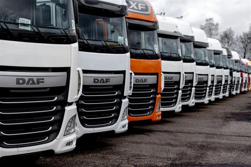 TLN werkt aan claim om vrachtwagenkartel