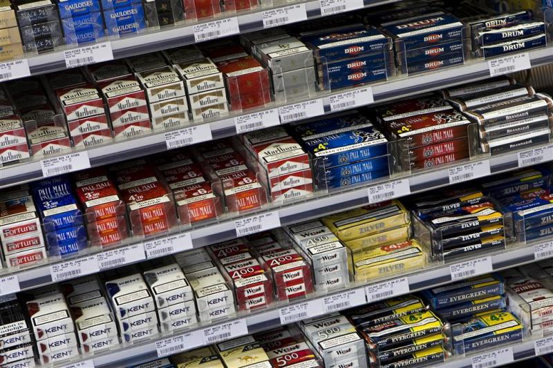 Kabinet komt met uitstalverbod voor tabak