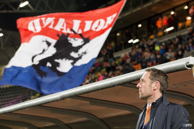 KNVB ontslaat bondscoach vrouwenploeg half jaar voor EK (Pro Shots / Jasper Ruhe)