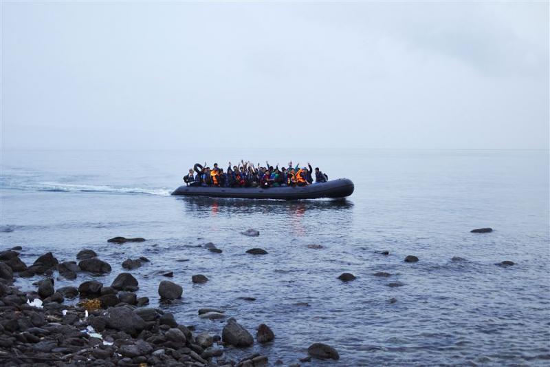 5000 migranten verdronken in Middellandse Zee