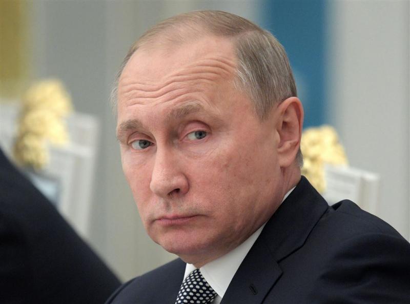 Poetin verwacht herstel banden met Oekraïne