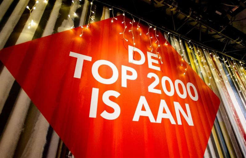Achttiende editie Top 2000 begint