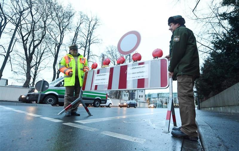 Deel Augsburg ontruimd vanwege oude bom