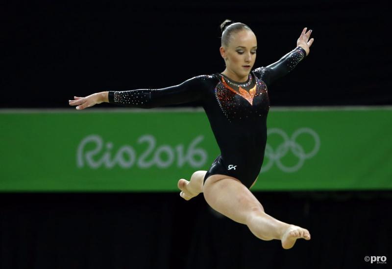 Sanne Wevers op weg naar olympisch goud (Pro Shots / Action Images)