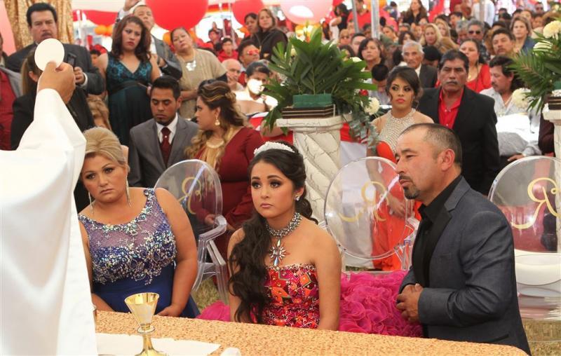 Duizenden Mexicanen naar Project X van tiener