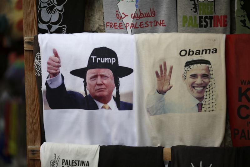 Trump tegen Israël: houd nog even vol