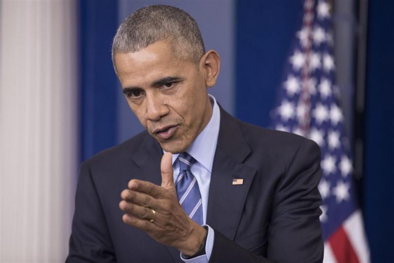 Obama straft Rusland voor cyberaanvallen