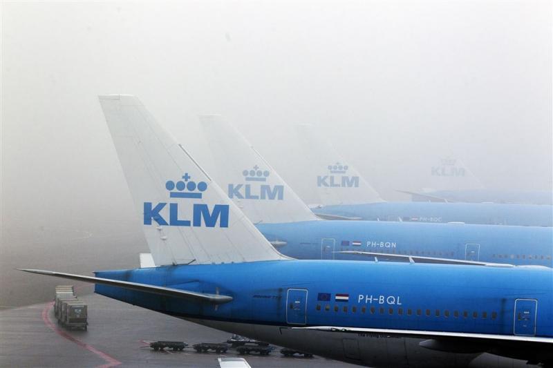 Mist hindert vluchten Schiphol