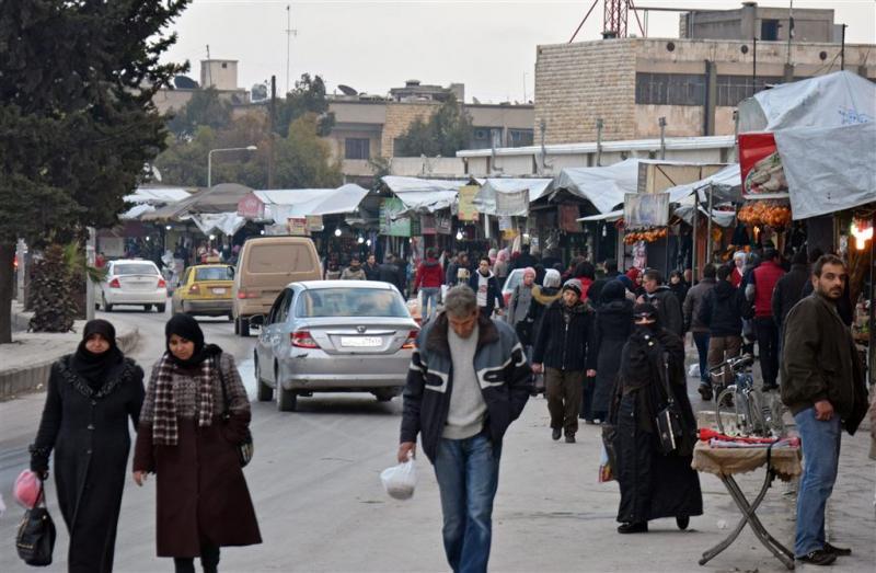'Bestand Syrië houdt'