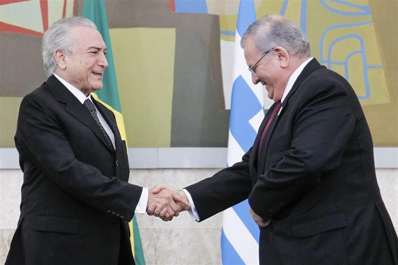 Griekse ambassadeur Brazilië vermoord