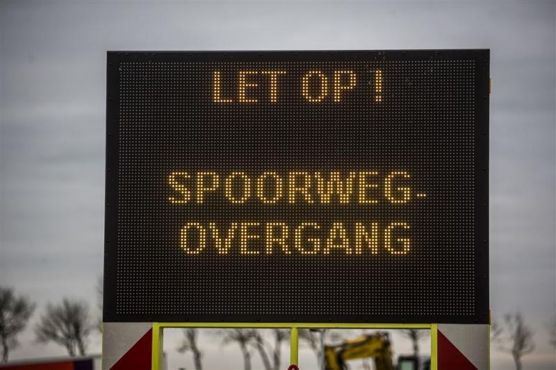 Gevaarlijke overweg Winsum gesloten