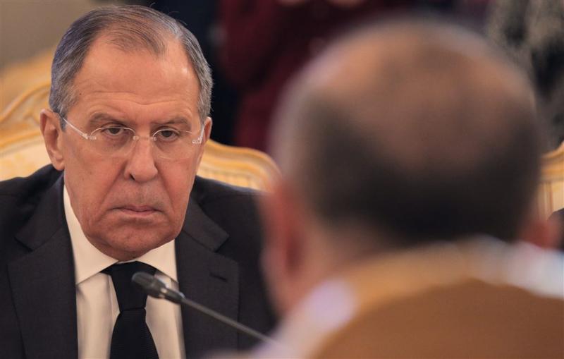 Lavrov wil ook diplomaten uitwijzen
