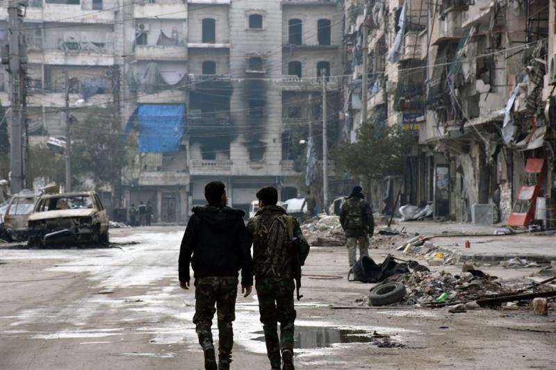 'Strijd bij Damascus ondanks bestand'