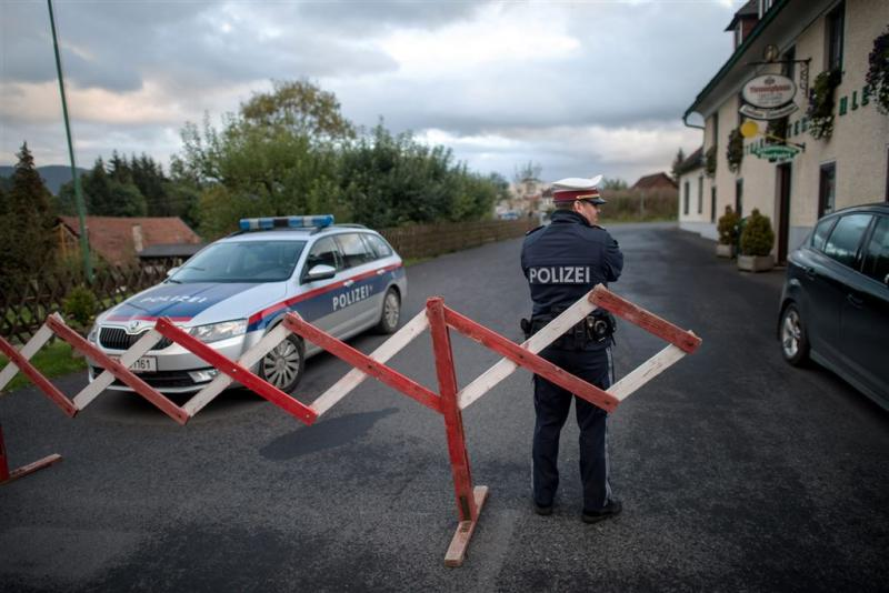 Politie Wenen rolt grote drugsbende op