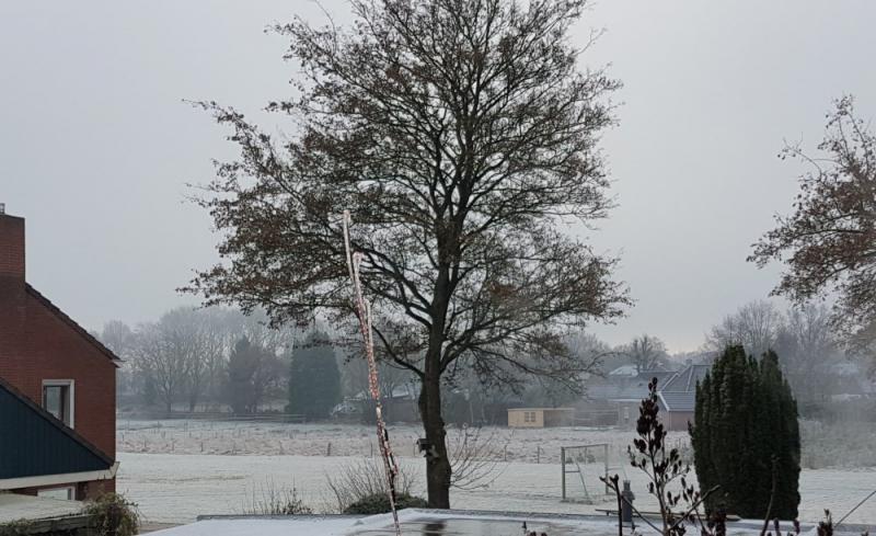 Winter in Friesland (Foto: Bondage)