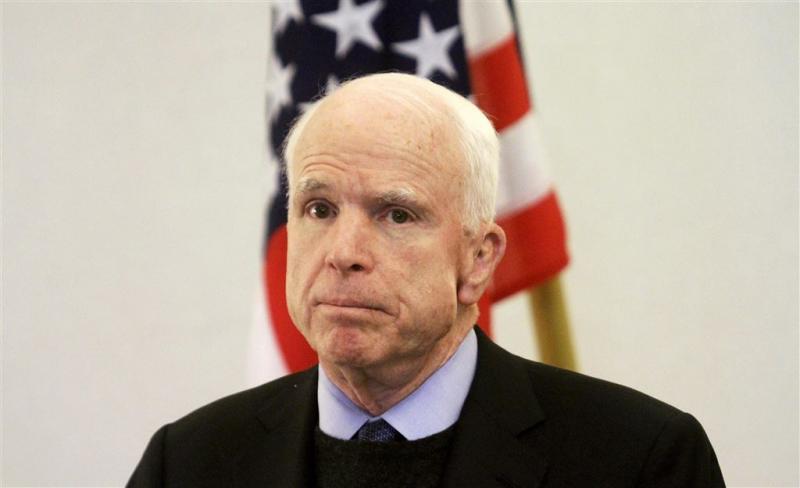 McCain: cyberaanvallen Rusland oorlogsdaad