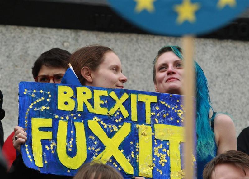 'Brexit' woord van het jaar voor Onze Taal