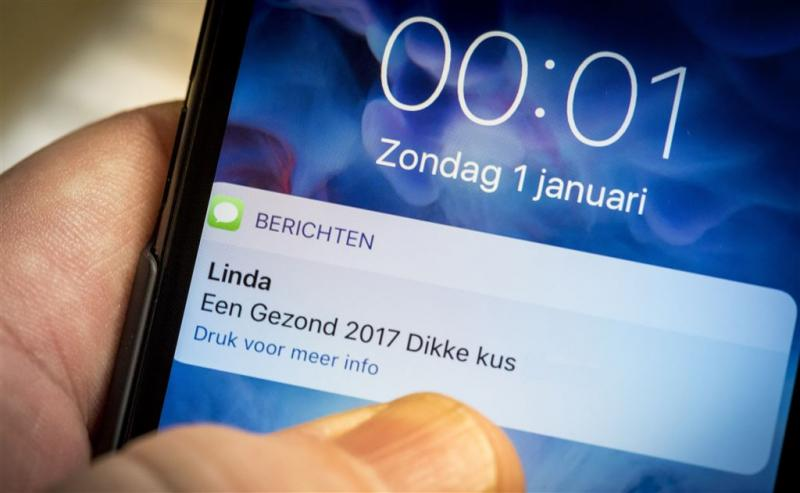 KPN meldt mobiel datarecord bij jaarwisseling