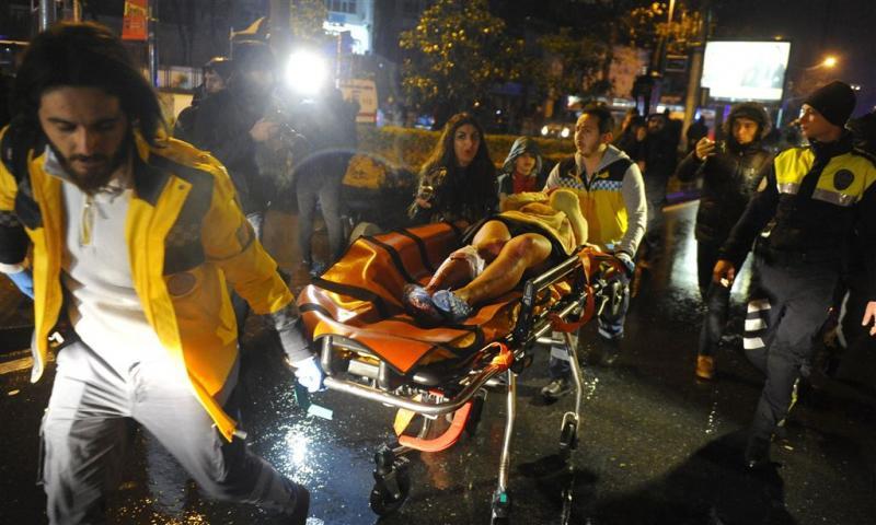 Turkije verbiedt berichtgeving aanslag