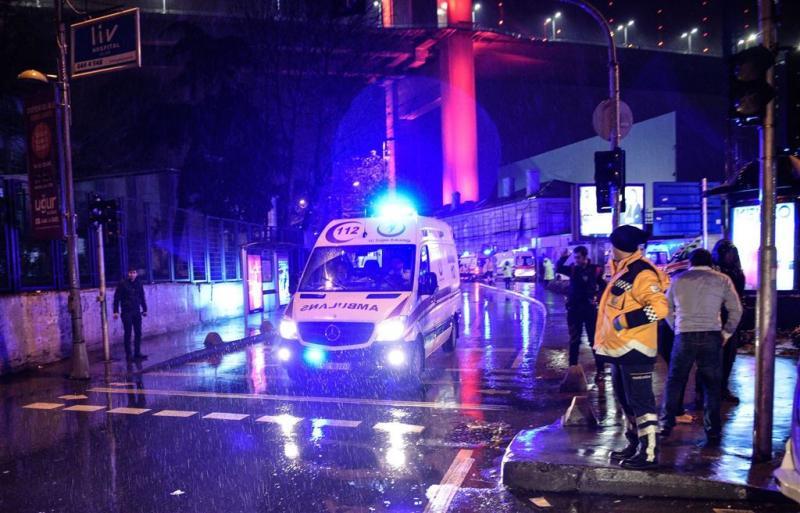 Veel gewonden bij aanslag nachtclub Istanbul