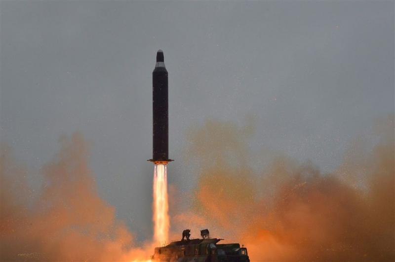 Noord-Korea gaat langeafstandswapens testen