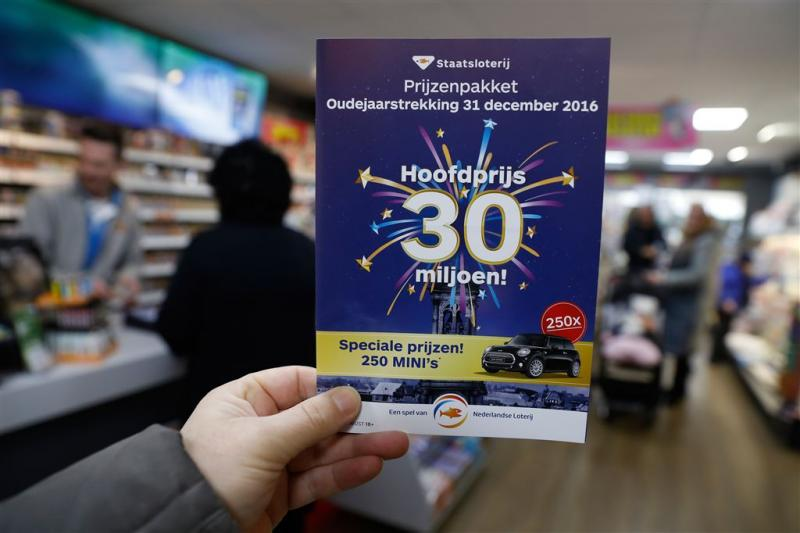 Miljoenenprijs valt in Zeeland en Gelderland