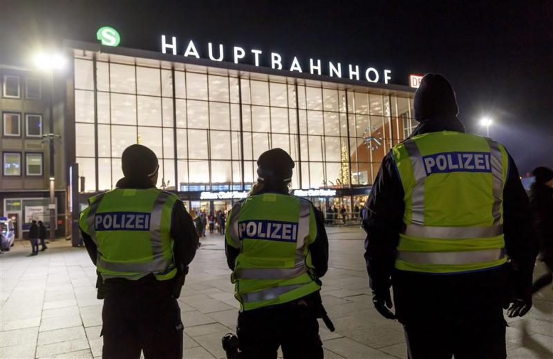 Politie Keulen niet racistisch opgetreden