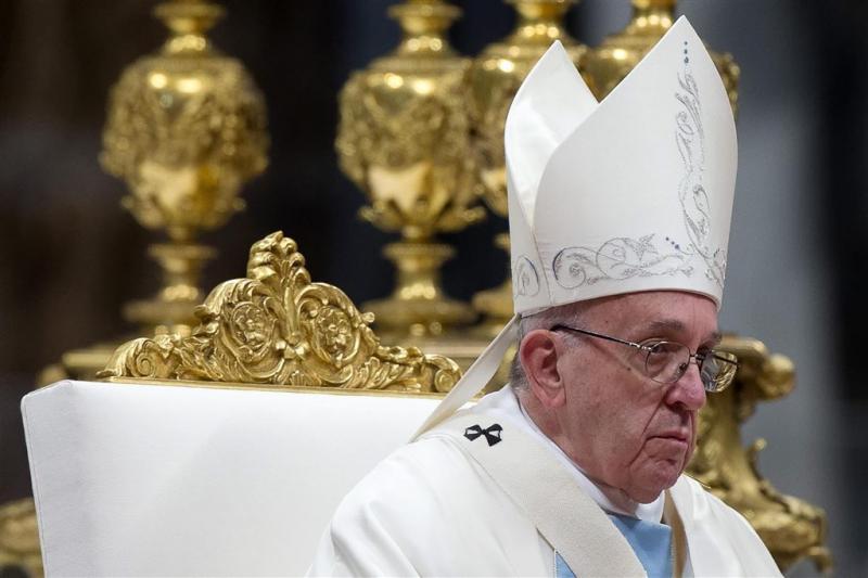 Paus eist optreden tegen seksueel misbruik