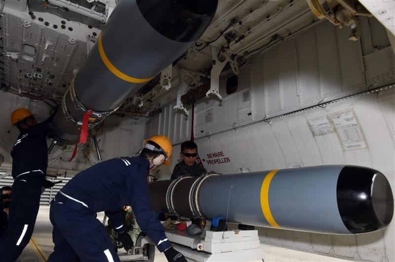 Koreaans vliegtuig 'verliest' raketten