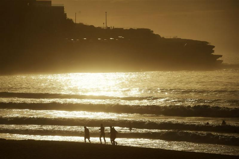 Poepwaarschuwing voor Australische stranden