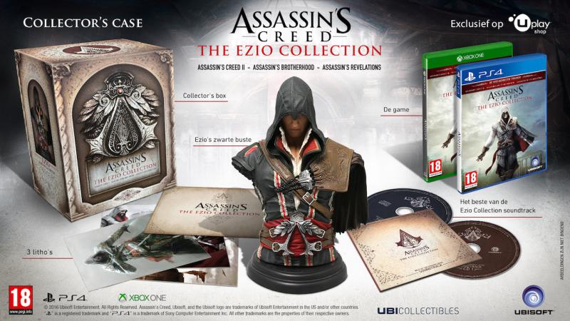 Ezio Collection Assassin's Creed-prijsvraag (Foto: Ubisoft)